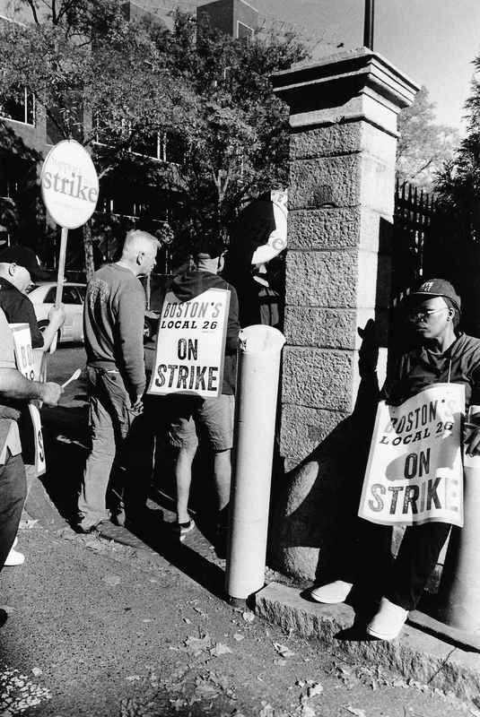Harvard Strike - Kate Stumcke