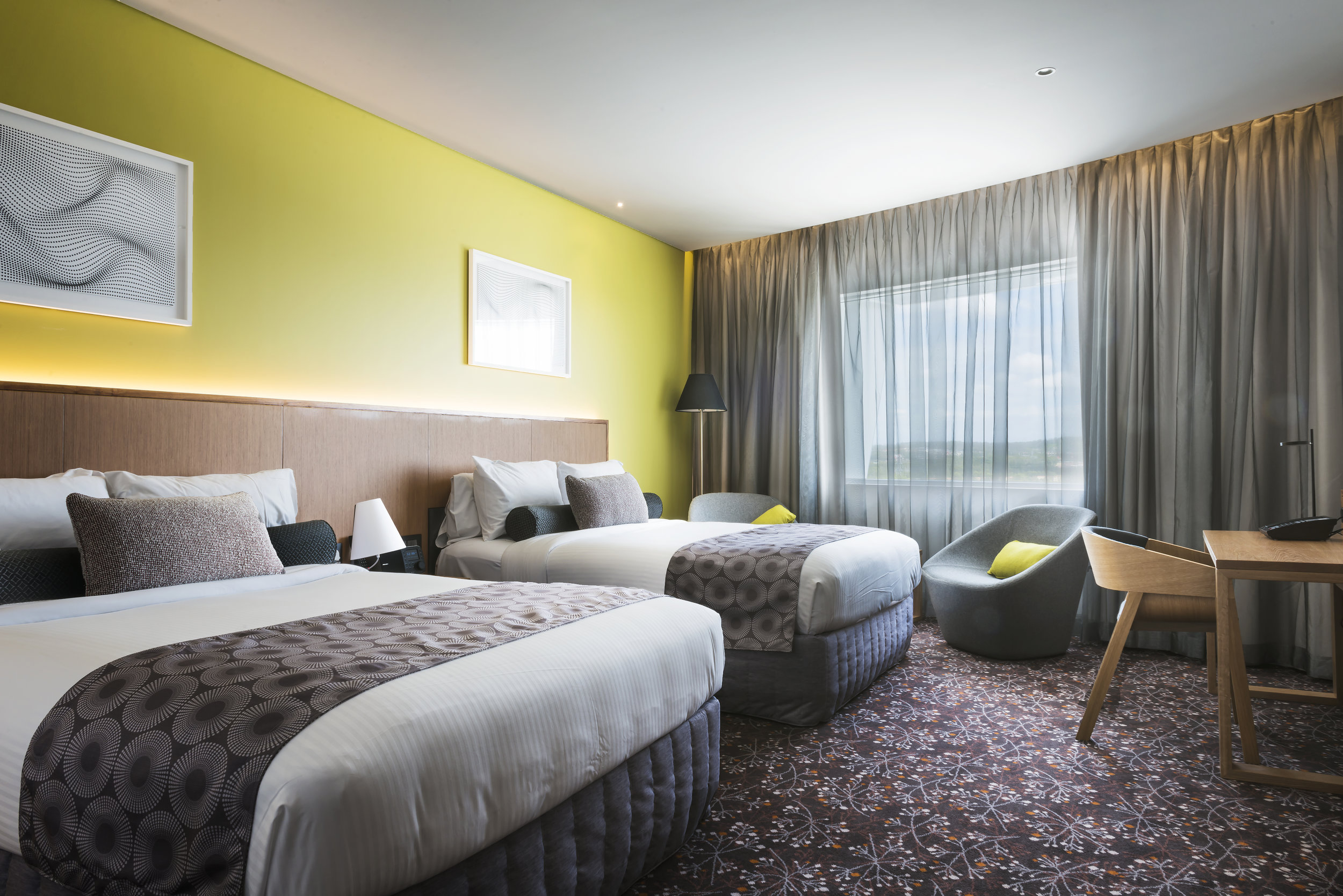 Meecure Hotel_Room
