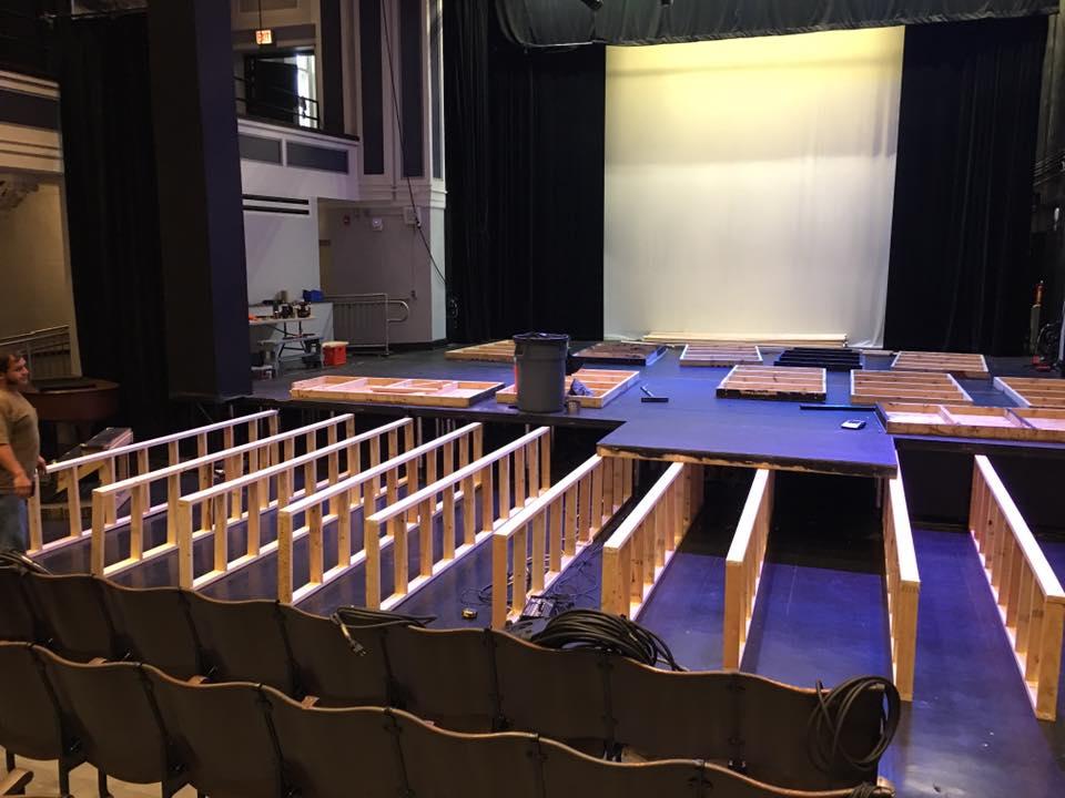 ChiArts - Theatre Renovation