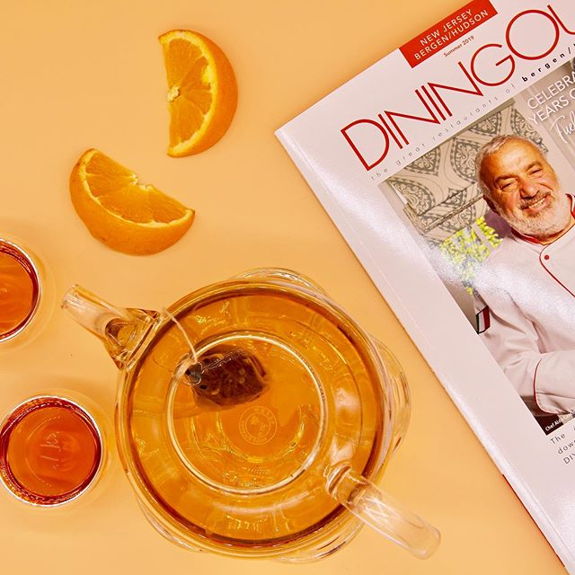 🎣 Our pretty swimming fish golden fish Oolong coming from Taiwan to Fort Lee, NJ. Refreshing Oolong tea with slightly sweet rosy after-taste 🌹 also check our magazine partner @dinning_out in our store!小金鱼乌龙茶从台湾游到新泽西啦~ #hotpot #fortleenj#fortlee#nutrition #fortleerestaurants#anytimefitness #hungry#hungryhungry#chinesefood#chinesehotpot#healthyfood#fortleenewjersey#newjersey#georgewashingtonbridge#columbiauniversity#columbiauniversitymedicalcenter#queensnewyork#newopening #timeout #meal #meat #veggie #asianfood #spice#spices#japanesefood#newyork#九宫格火锅 #fourthofjuly#oolongtea