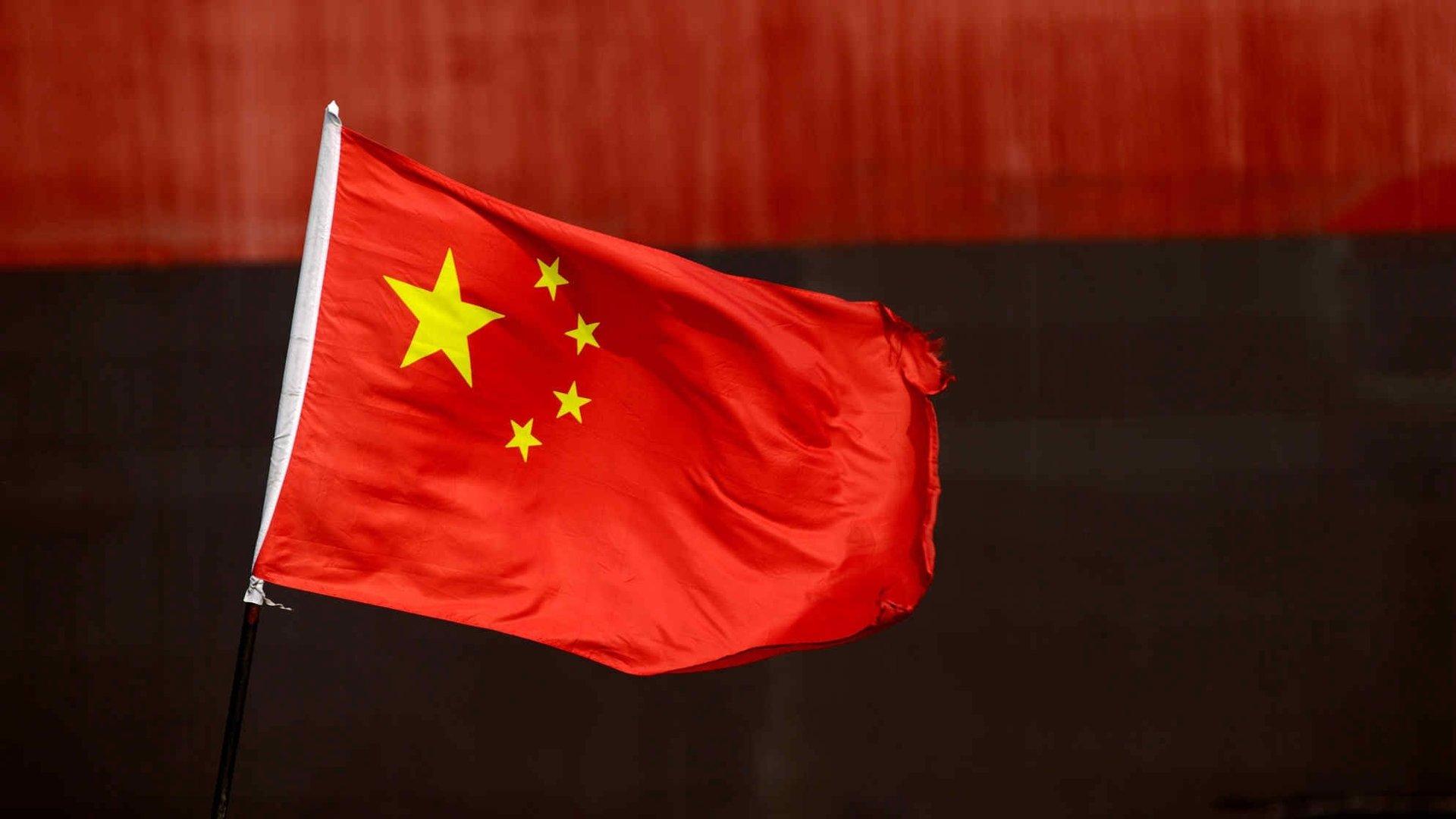 筆者認為中國共產黨政權離倒台不遠。圖片來源:CGTN