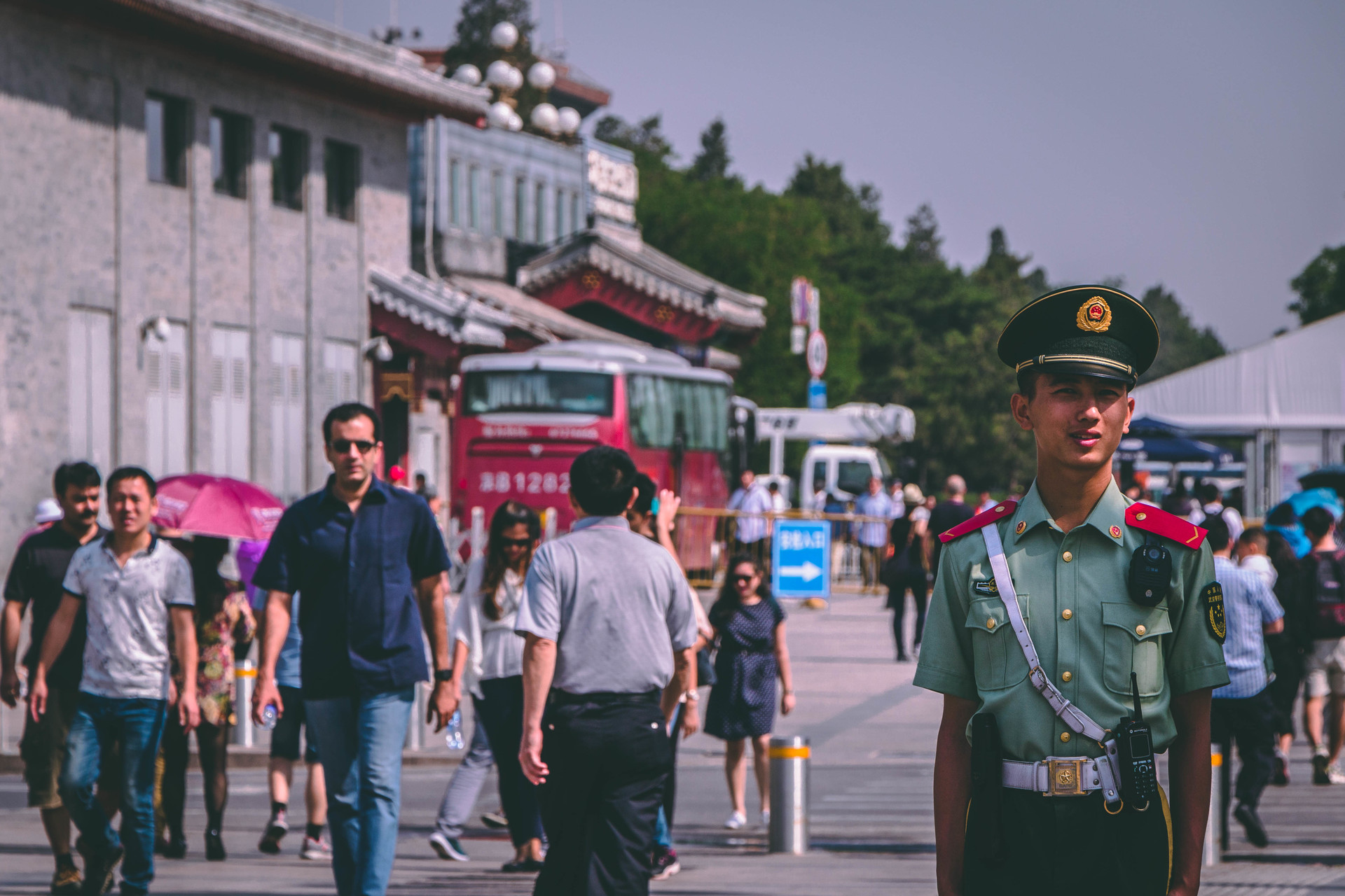 筆者認為許多中國人不允許外國人稱呼他們為支那,卻稱日本人士鬼子,標準不一、自相矛盾。圖片來源:Pexels