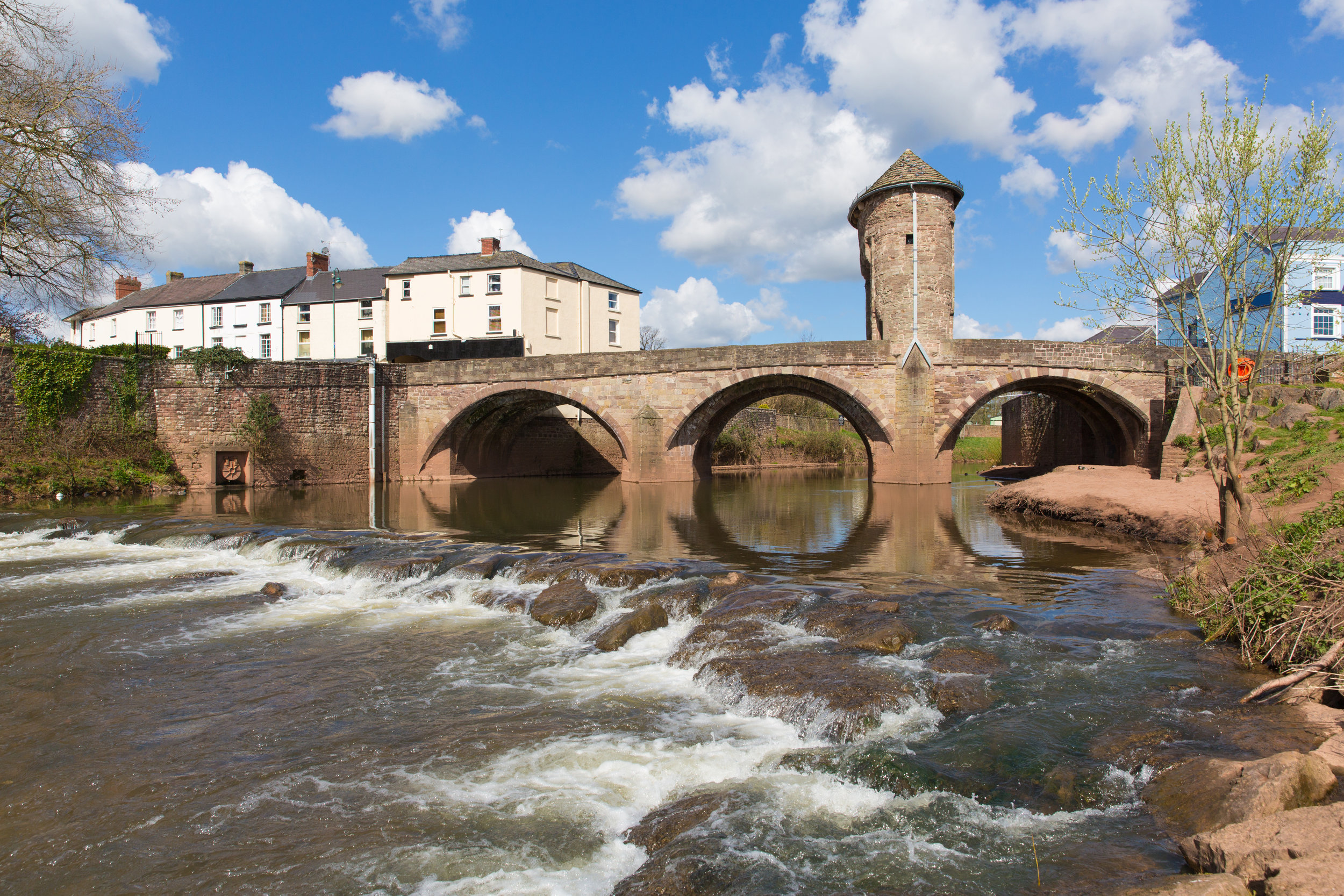 We serve the West & Wales from our office in lovely Monmouth