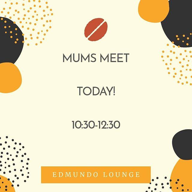 What a beautiful morning! See you later, at @edmundo_lounge 🌻😊 . . #mumsandbubs  #mumsmeetbury  #mums #burystedmunds  #therosebirthcompany  #edmundolounge  #coffeeandcake  #toddler