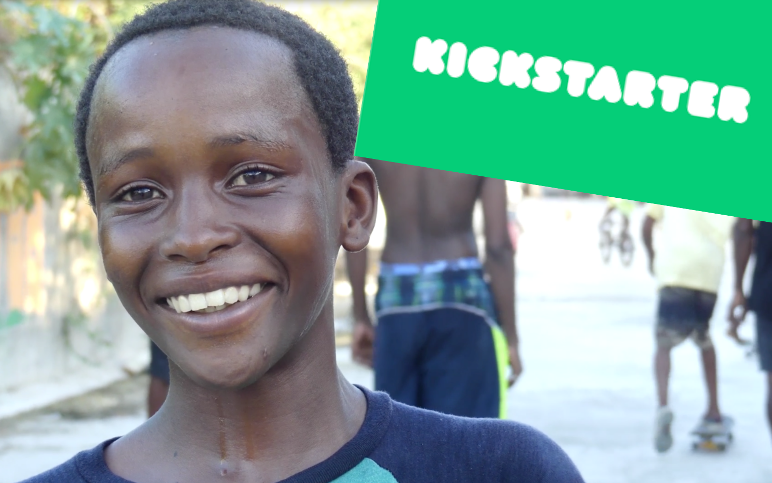 Support us now… - Help us raise $43,000 to build the Freedom Skatepark Youth Centre in Kingston, Jamaica, which will provide young people with a multi-purpose creative platform for education and youth entrepreneurship.