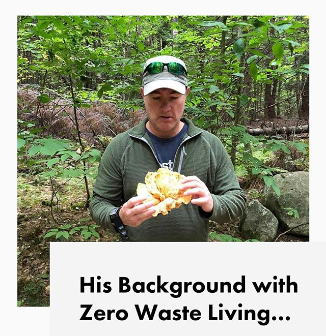 Happy Wednesday! We wanted to introduce Brian, our fearless leader here in Chicago🌿 Read all about Brian's background and why he's passionate about making an impact through zero waste community building - up on the blog now, link in bio 👌 . . . . #intro #whoweare #brian #chicago #zerowaste #bethechange #impact #makeadifference #sustainability #blog #blogger #zerowasteblog #sustainable #environment #education #goingzerowaste #community #zerowasteliving