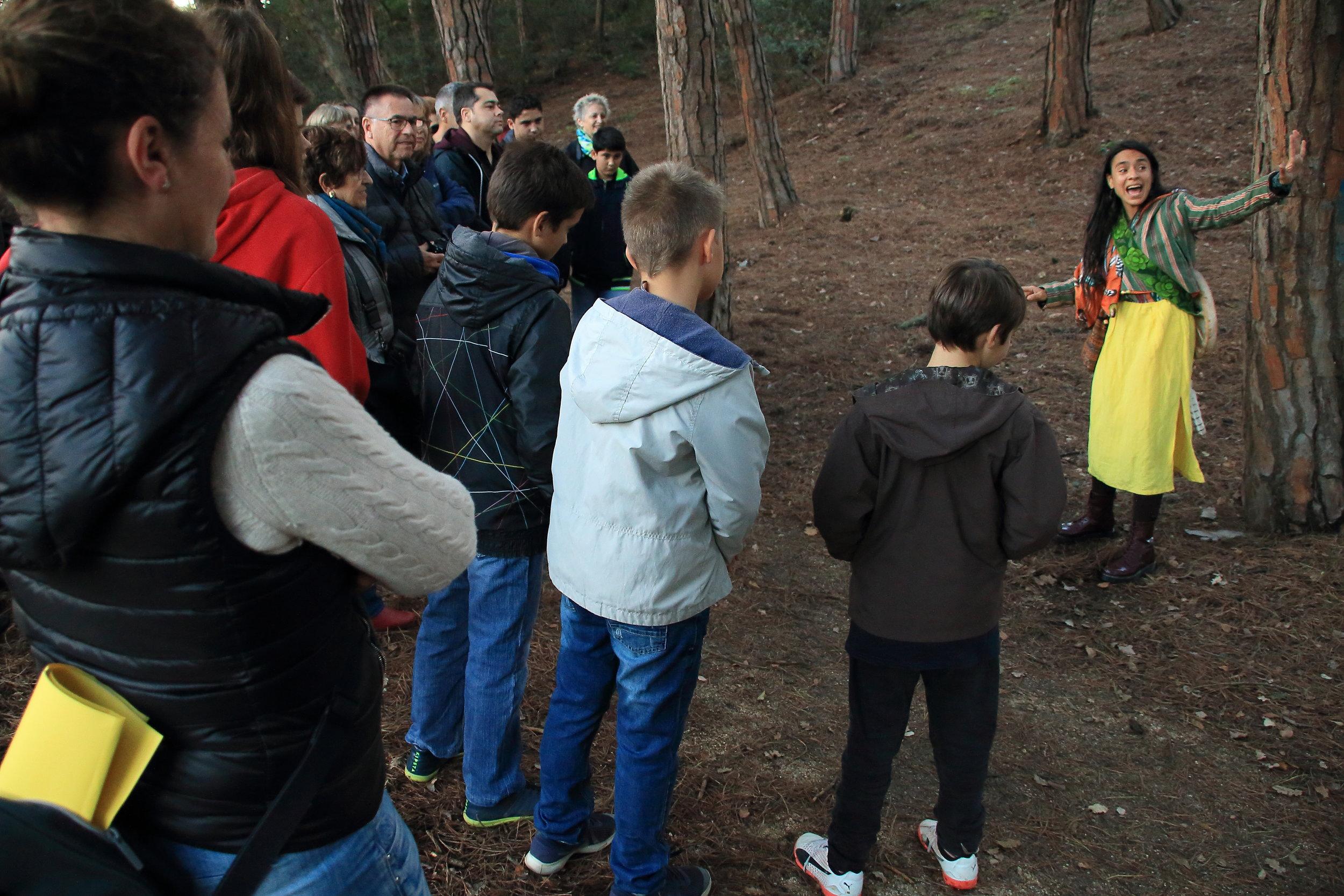 ohtli en Arrela't 2018 (Malgrat de Mar, Catalunya) - Foto de Sebastián Troncoso 13.JPG