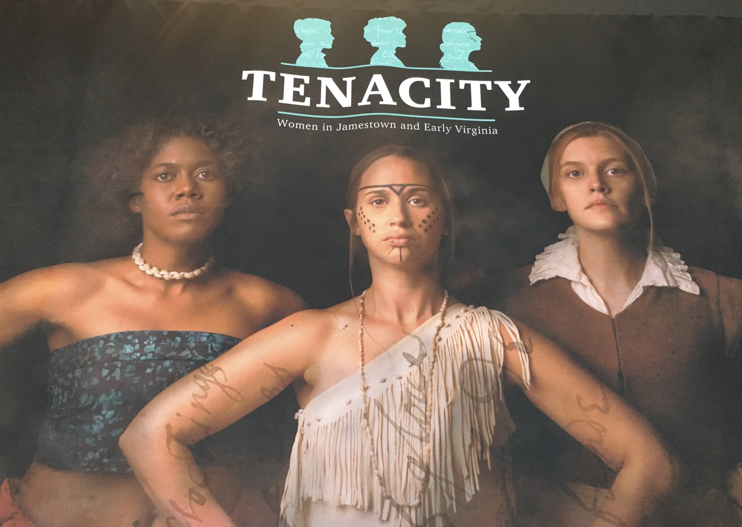 The tenacious women of early Jamestown.