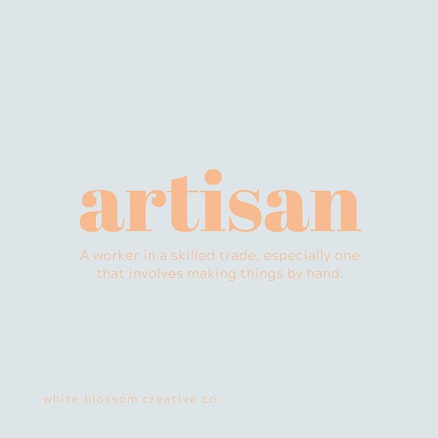 Wondering how many of us out there are still struggle to confidently call ourselves artisans?! You dreamt it, you designed it, you built it, but still modestly refer to yourself as a crafter, hobbyist or enthusiast? You're not alone, make today the day you confidently claim your art and your title 💪 #itsnotahobby #itsart #artisan #creativebusiness #creator #confident #claimyourgreatness #businessowner #craft