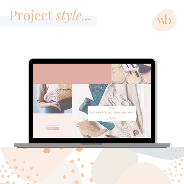 Portfolio building with this little project, designed with the aspiring blogger/influencer in mind. I named it raspberry beret #tafkap (who knows 🤷♀️) and I've had that song in my mind for weeks now 😂 Bright colours, pretty @unsplash images and a dash of customisation to make it fresh. #webdesign #web #influencer #blogger #vlogger #style #fashion #website #commerce #ecommerce #blog #raspberryberet #prince #squarespacedesign