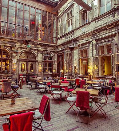 Brody land, Budapest -