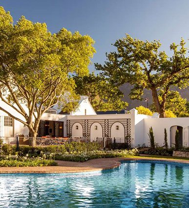 The Leeu Collection, South Africa -