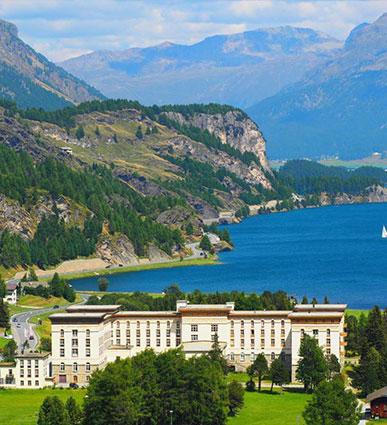 Maloja Club, Switzerland -