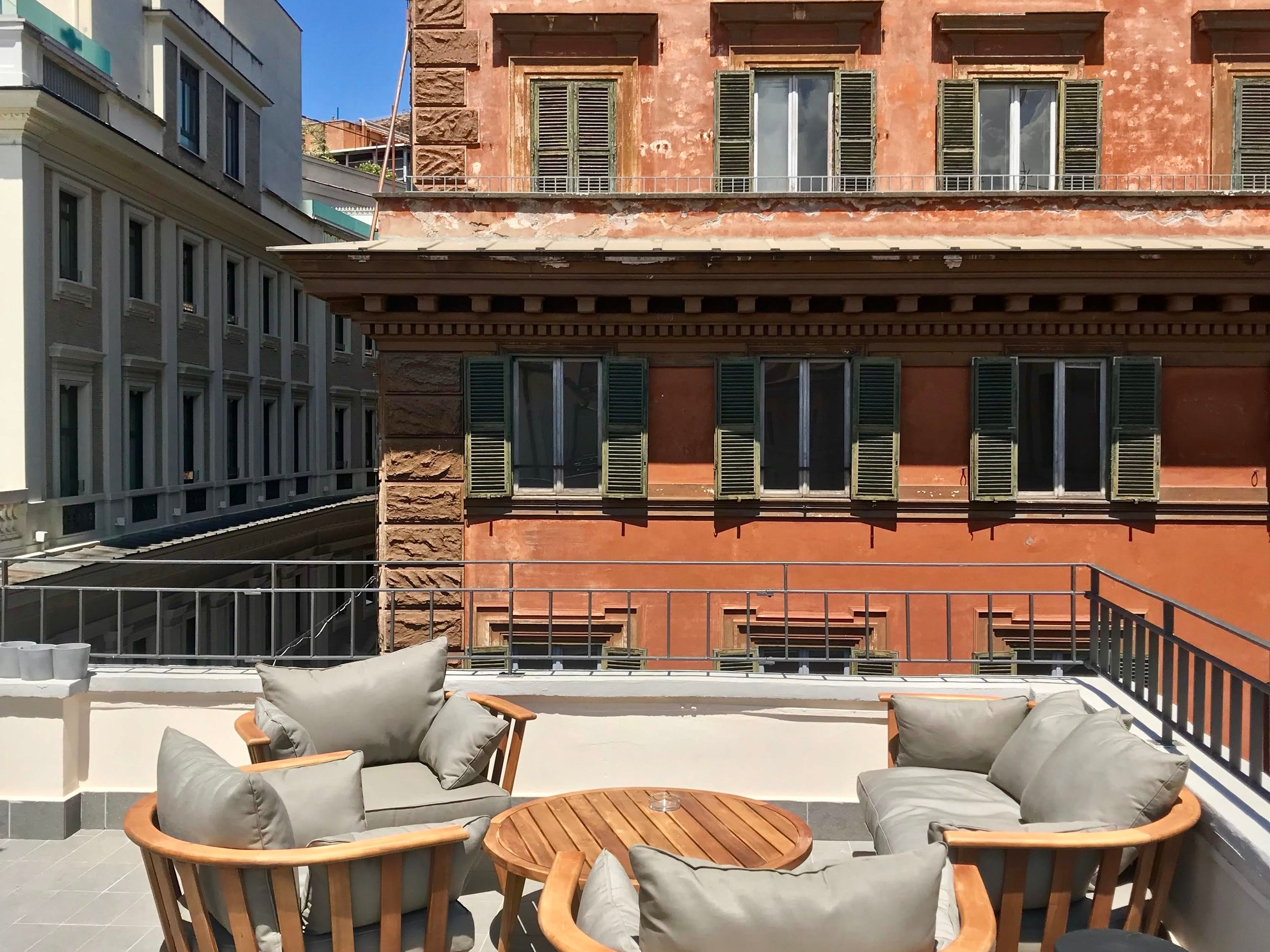 clubhouse rome -