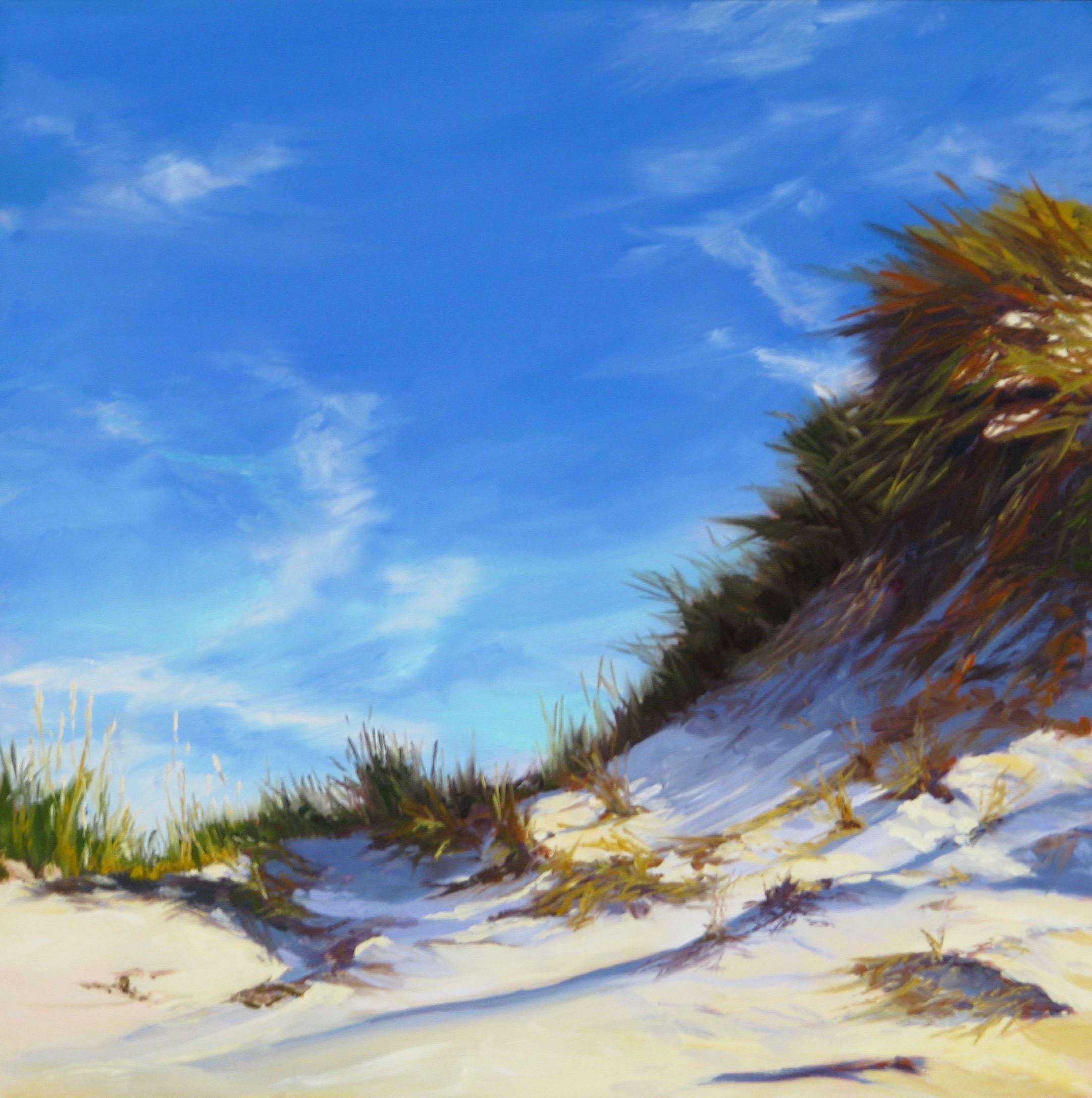 """Sand Swept – 12"""" x 12"""""""
