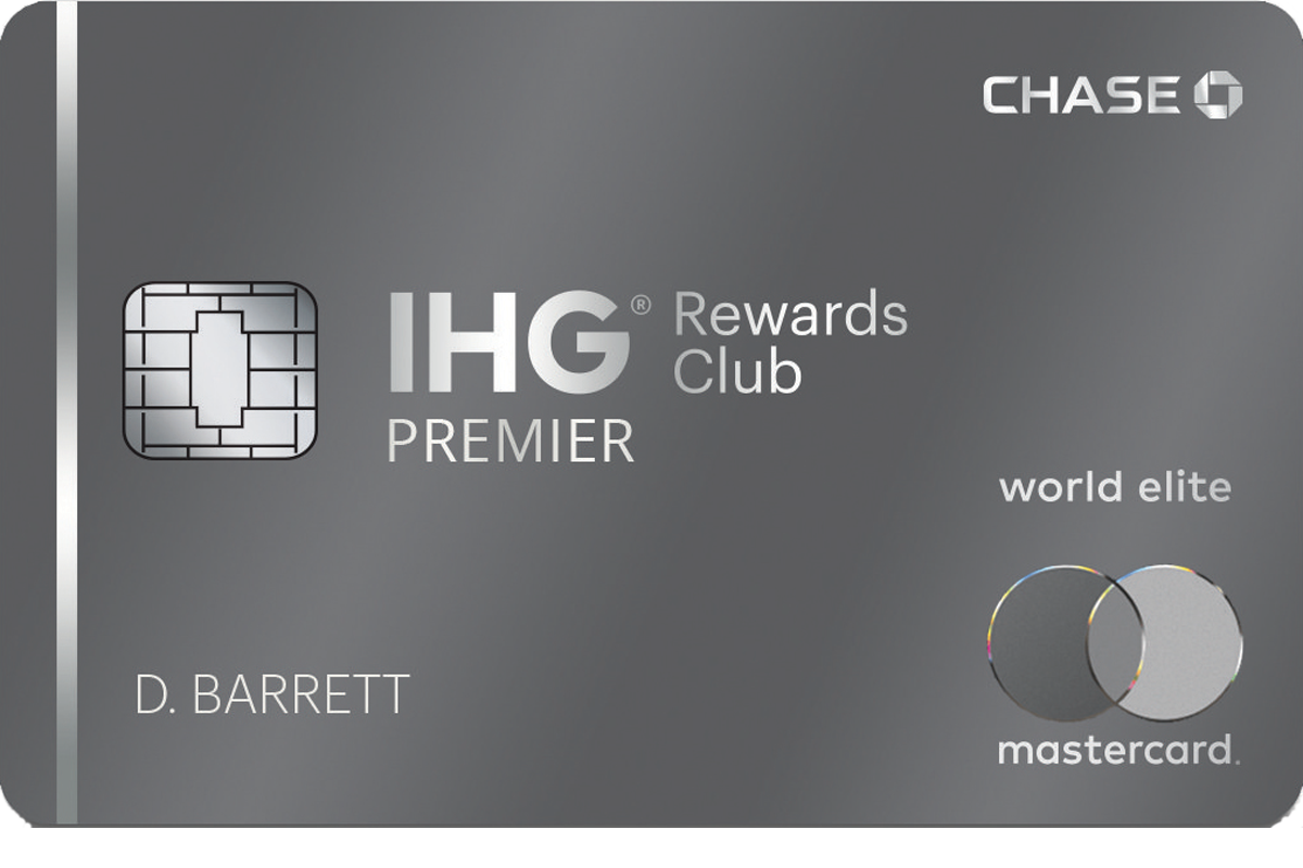 IHG Premier Rewards Club -