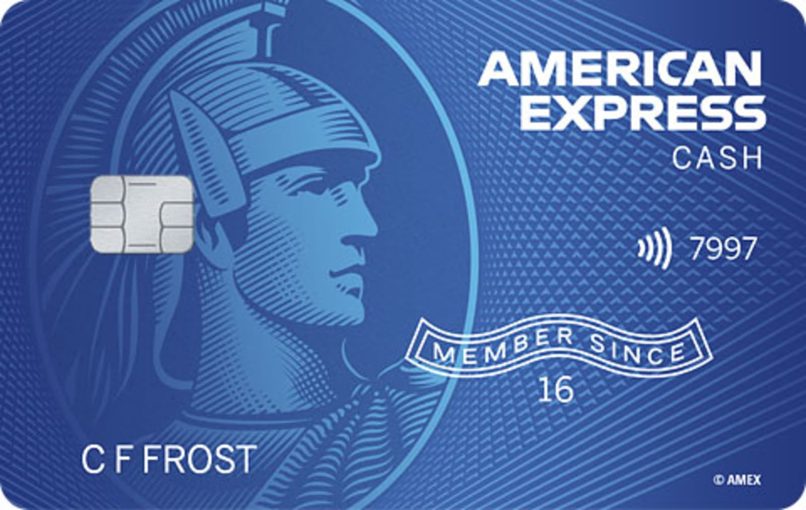 American Express Cash Magnet -