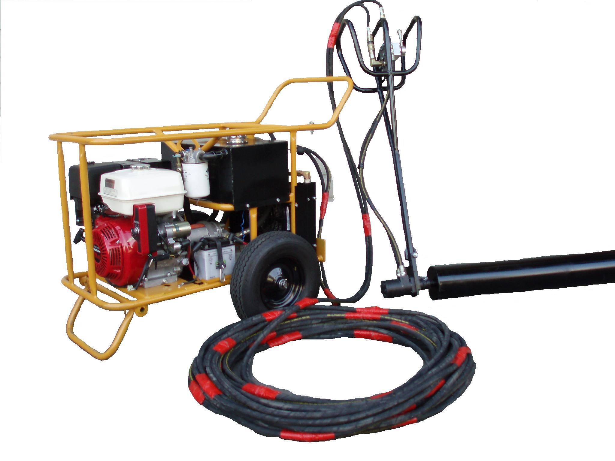 Juda Hydraulic Power Unit Package