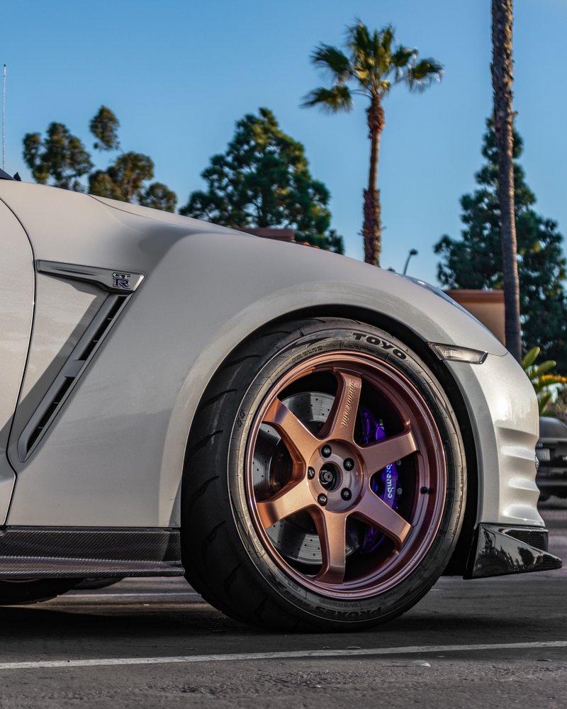 GTR Rims