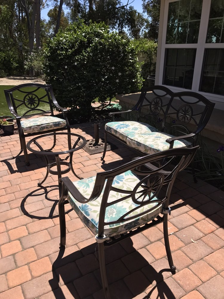 Patio Furniture Black