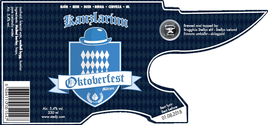 "Oktoberfest beer - Our Oktoberfest beer 5.4% is brewed from an 200 year old recipe of a traditional ""Märchen"" beer. Märchen is the old traditional Oktoberfest beer in Munchen. Our brew master upgraded the recipe for our equipment and with our pure water this beer if perfect for the season."
