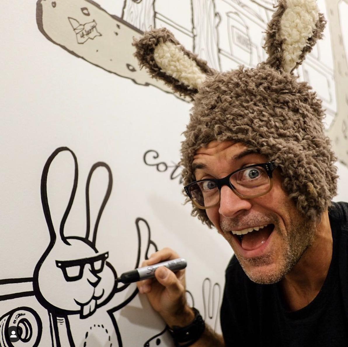 dylan menges rabbit project