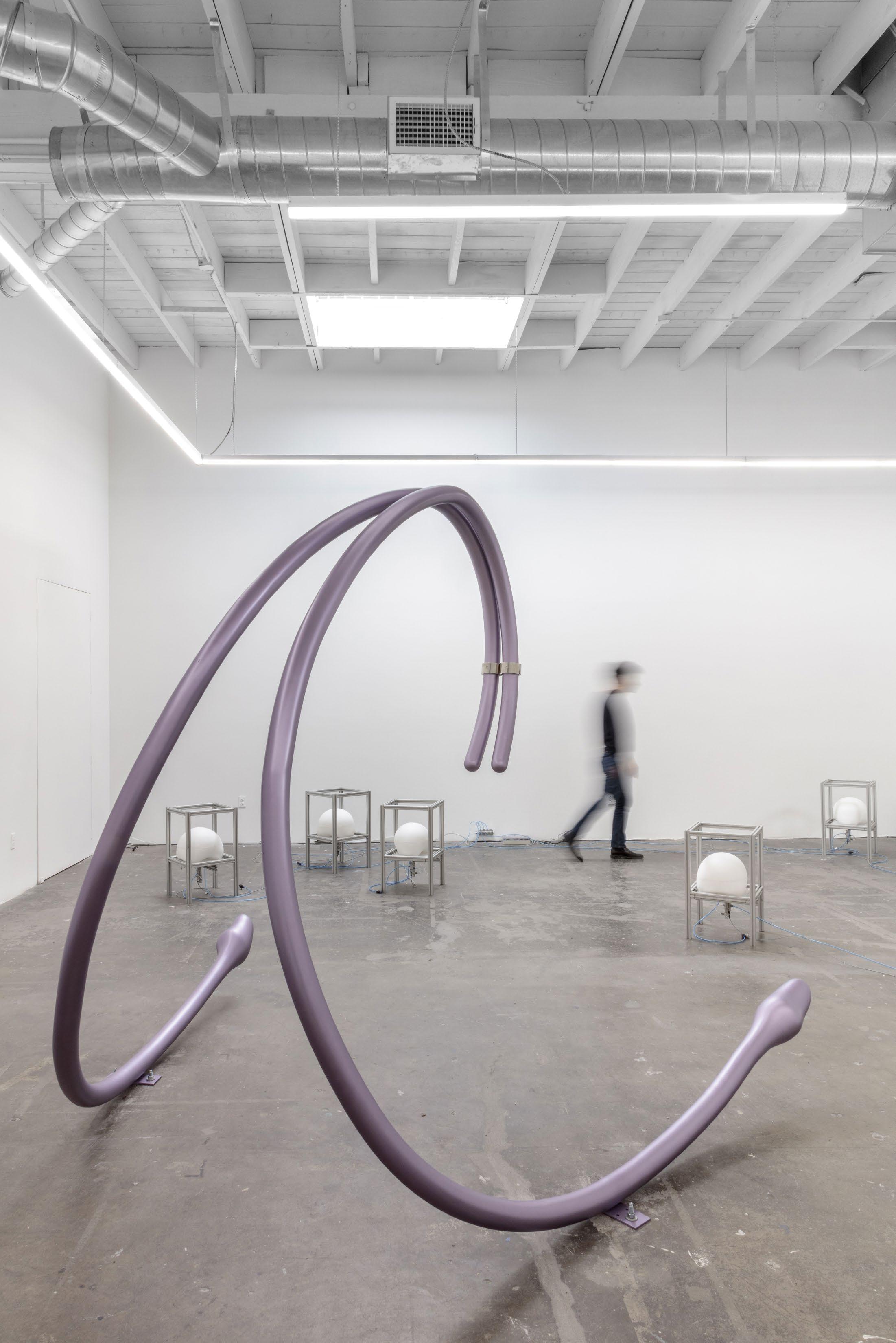 Harrison Pearce, Maladapted at Baert Gallery, Los Angeles USA, 2019