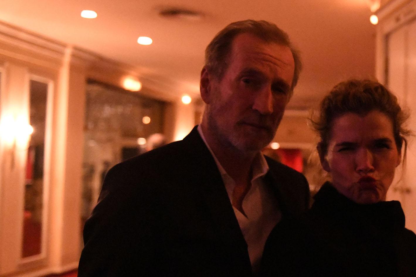 Peter Lohmeyer & Anke Engelke