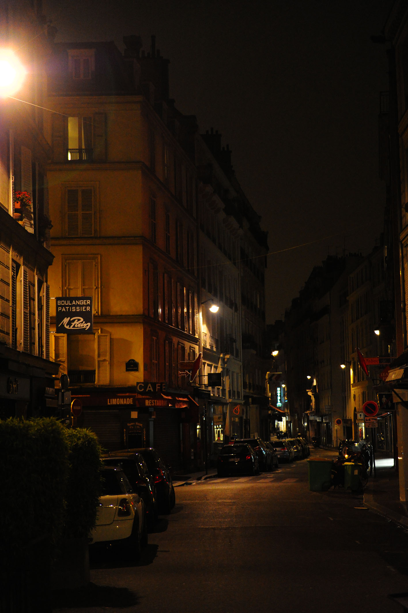 Paris IX