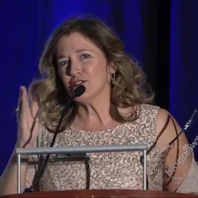 Beth Miller, Founders Award Dinner