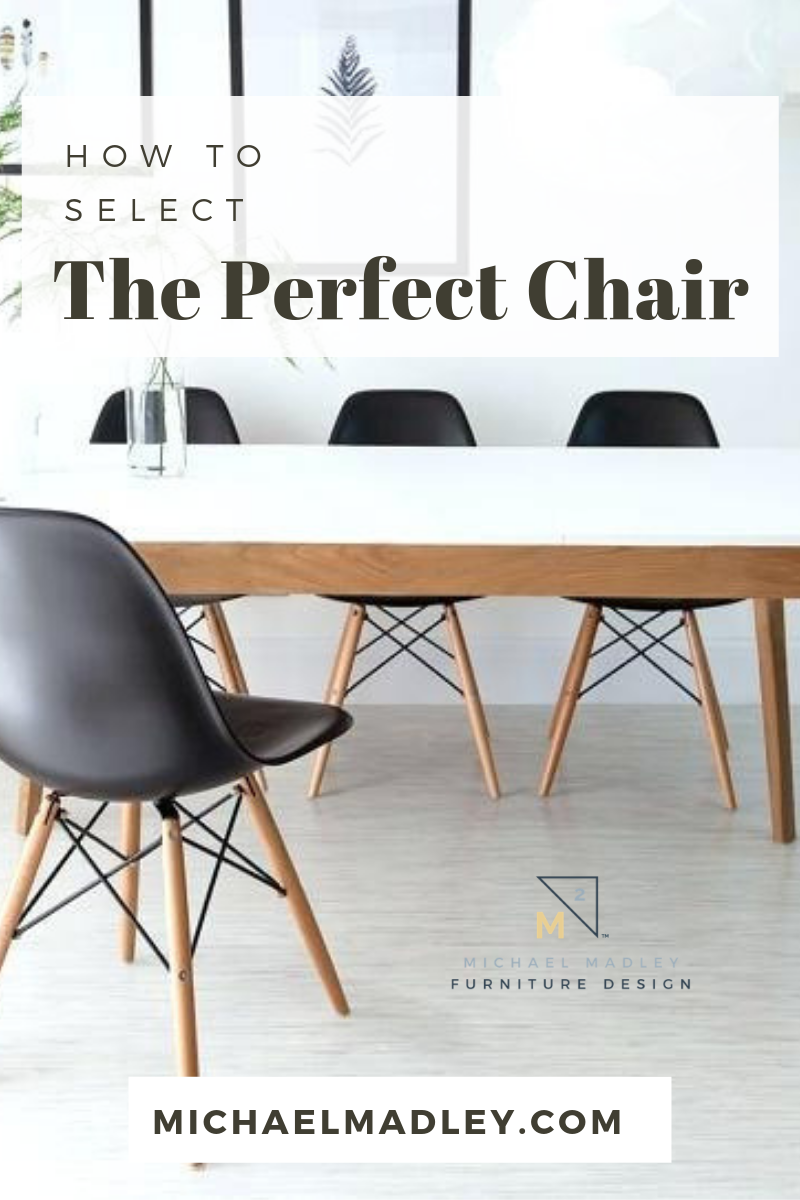 Choose the perfect chair for your space with these 5 tips in chair selection. A minimal design keeps it clean, organic and elegant. Let the chair speak for itself, not only in design but through function as well. A beautiful handcrafted chair speaks volumes in any space and can transform the overall look and feel of your home or office. #danishdesign #wishbonechair #minimalchair #chairdesign