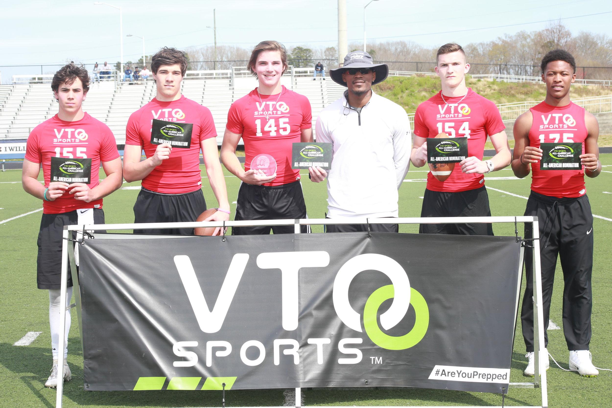 VTO Elite 100 Quarterbacks