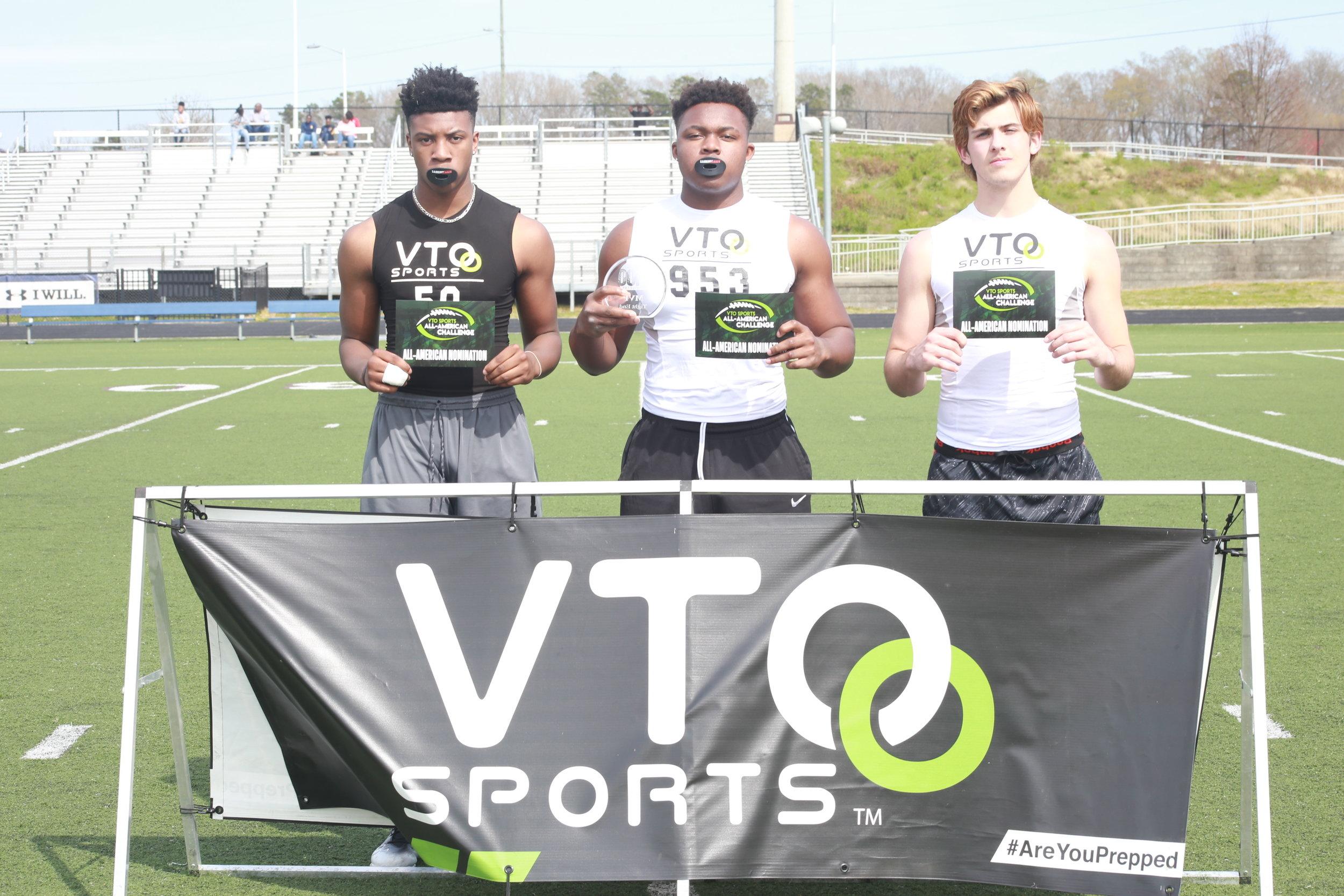 VTO Elite 100 Tight Ends