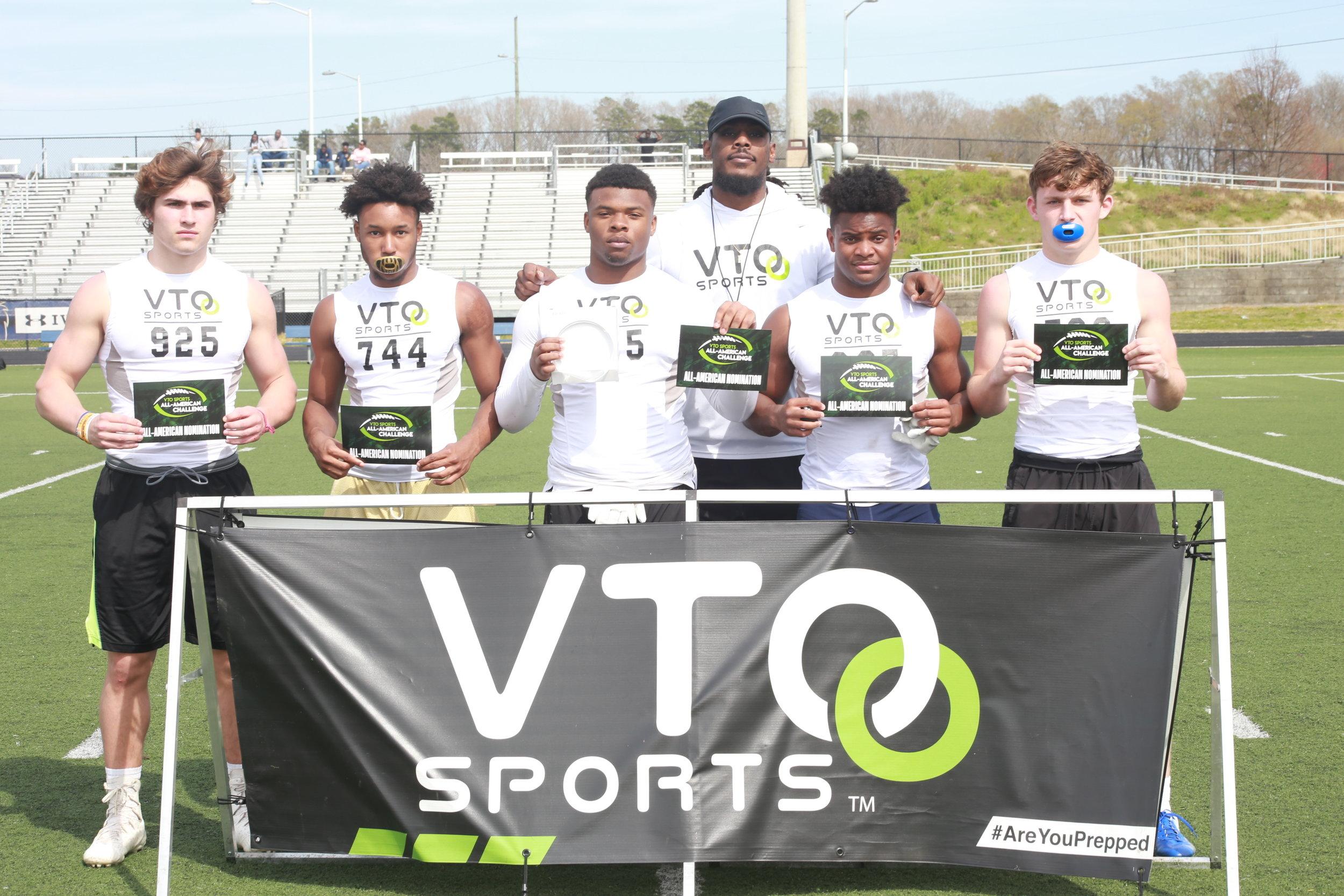 VTO Elite 100 Running Backs