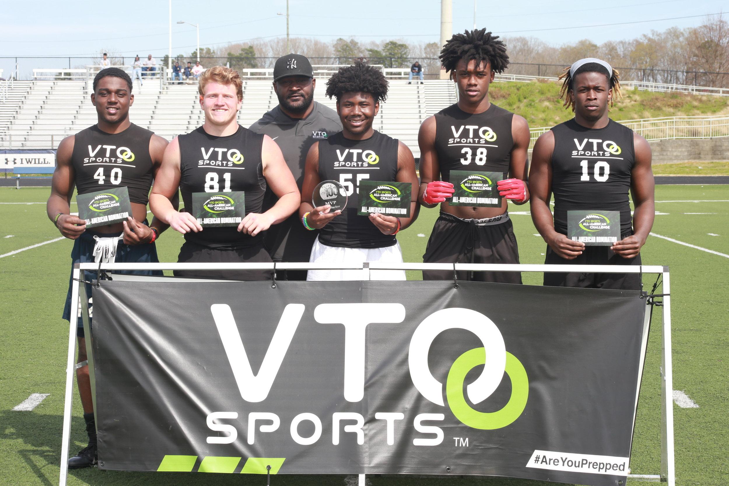 VTO Elite 100 Linebackers