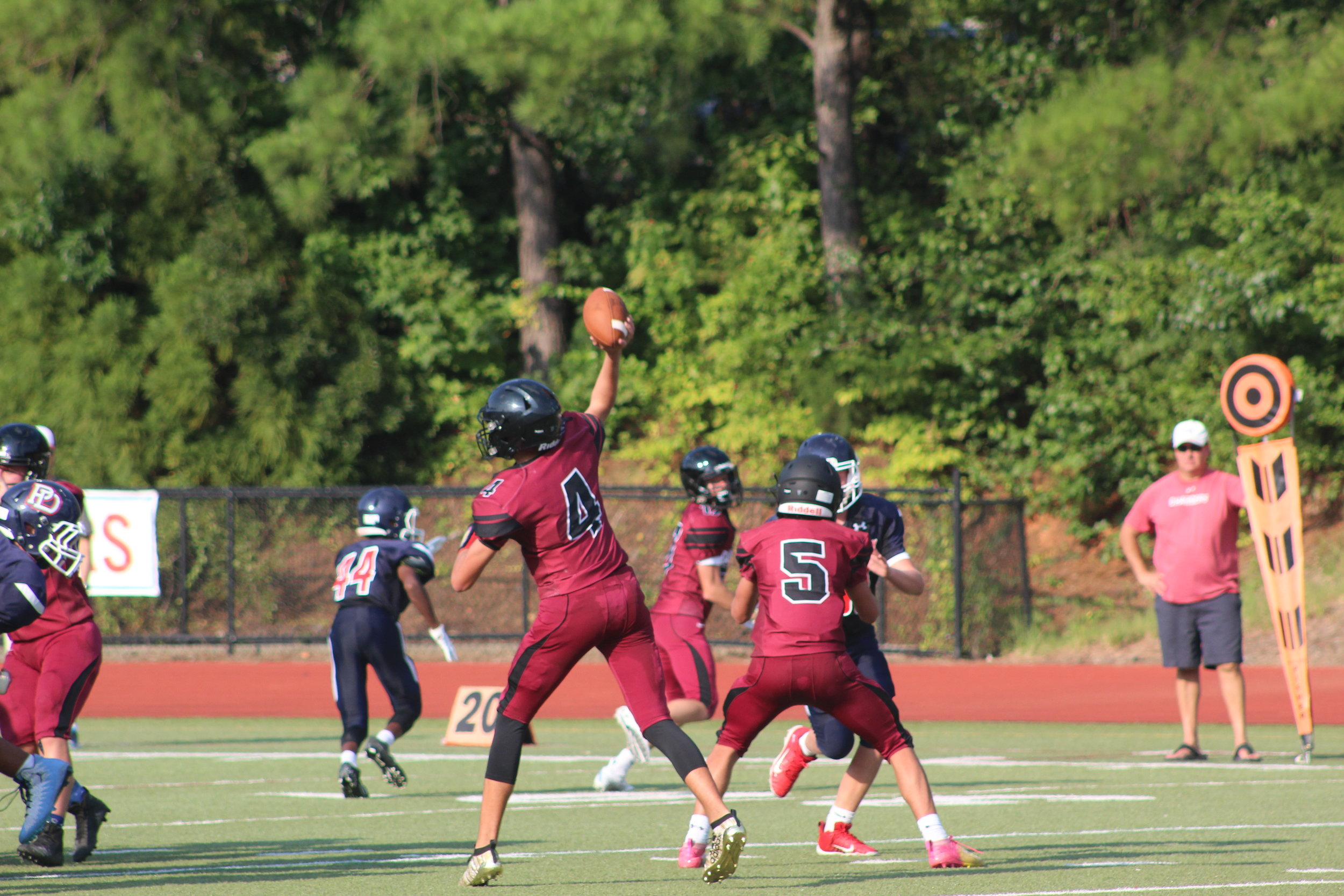 QB Tyler Green of Cannon School ranked #3 Pro Style in his class