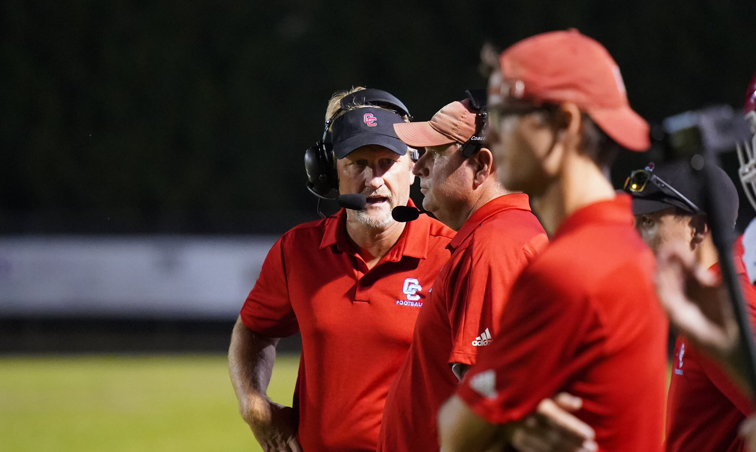Charlotte Catholic Head Coach Mike Brodowicz
