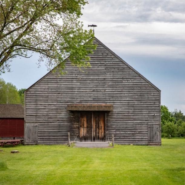The Mabee Farm Historic Site, the 2018 Work Weekend site, was featured in a @nytimestravel article about Dutch architecture in the Hudson Valley! 📷: #tonycenicola