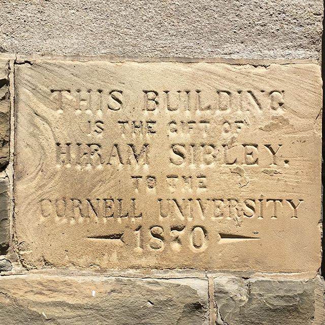Hiram Sibley gave the gift of Sibley Hall. If you become a lifetime member of HPPA this year, Michael Tomlan will match your membership as a gift to HPPA! Give yourself the gift of never having to worry about renewing your membership again!