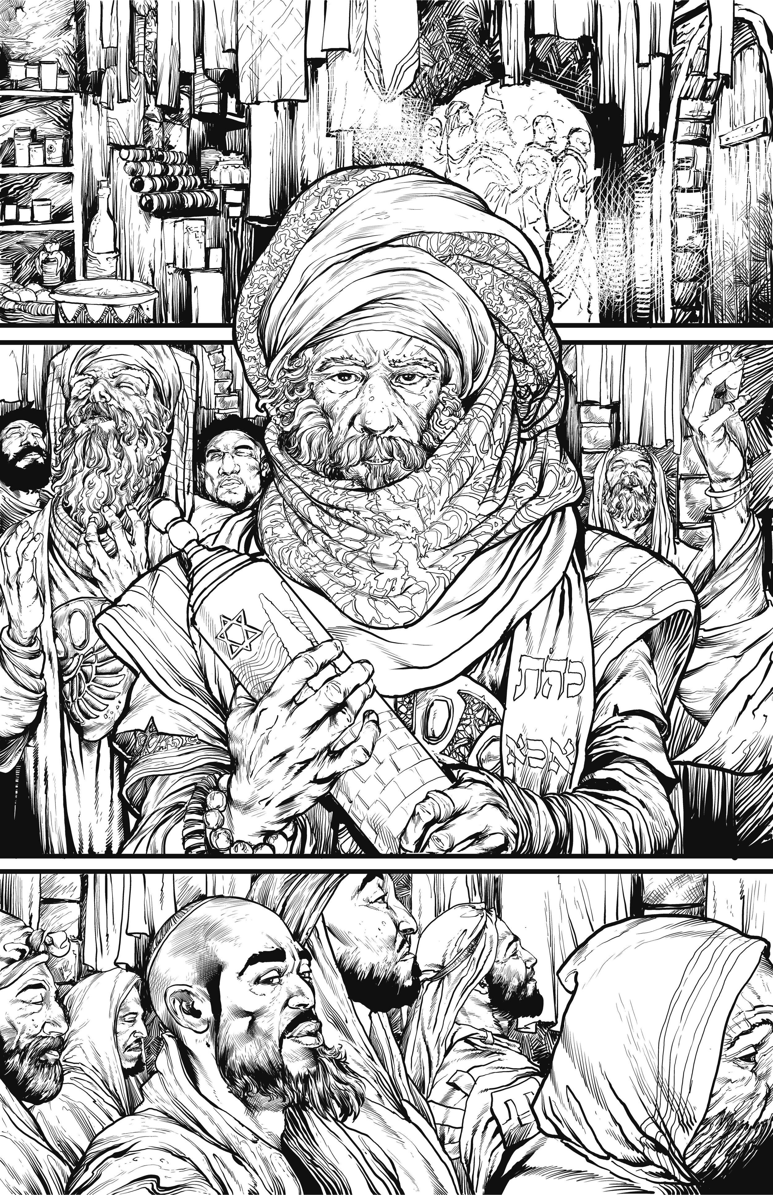 Nazareth chapter 1