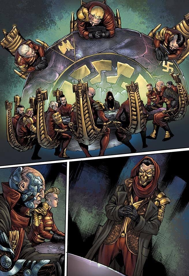 Starfall Issue 1