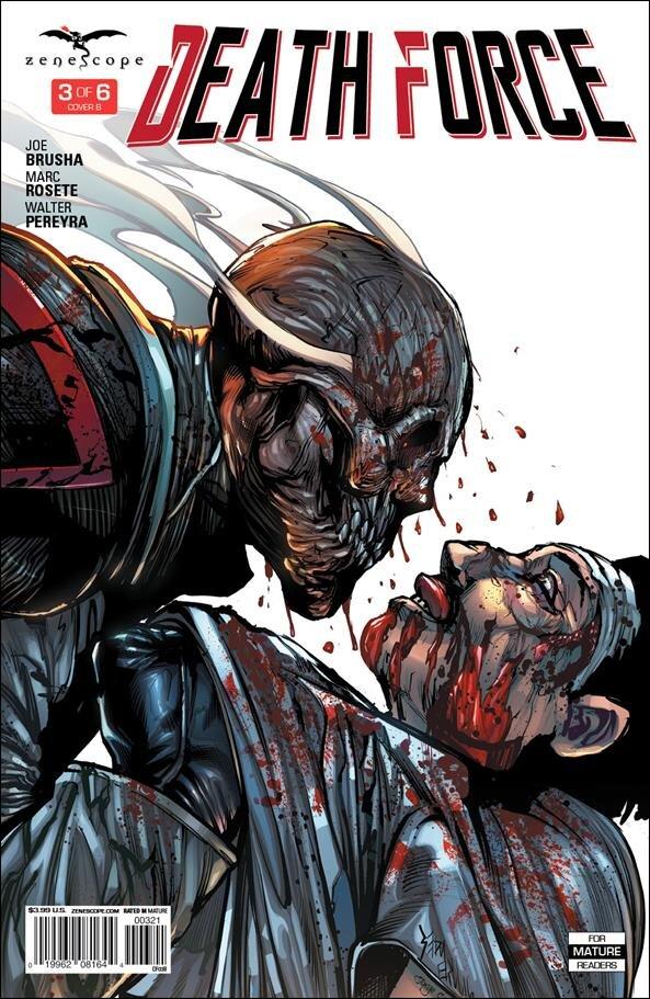 Deathforce Issue 2