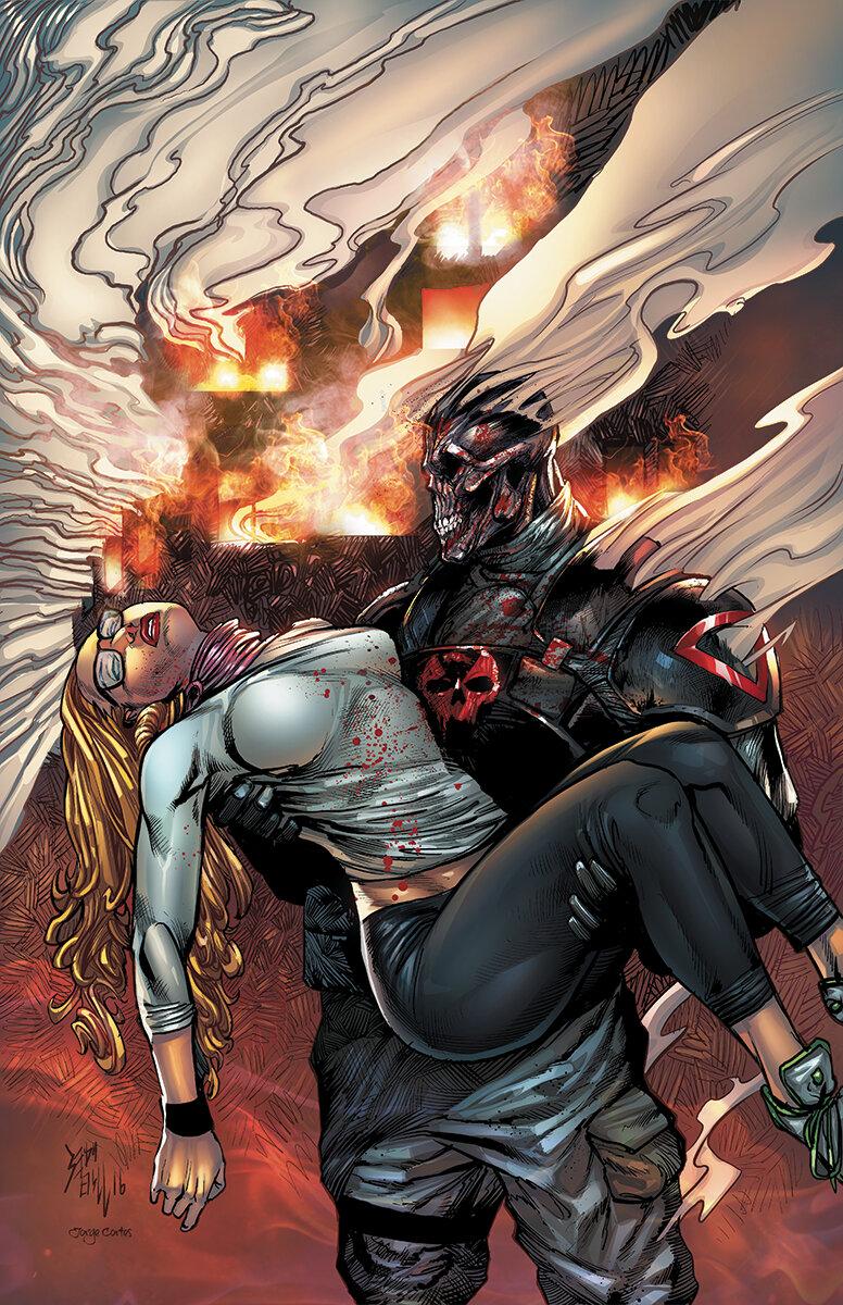 Deathforce Issue 3