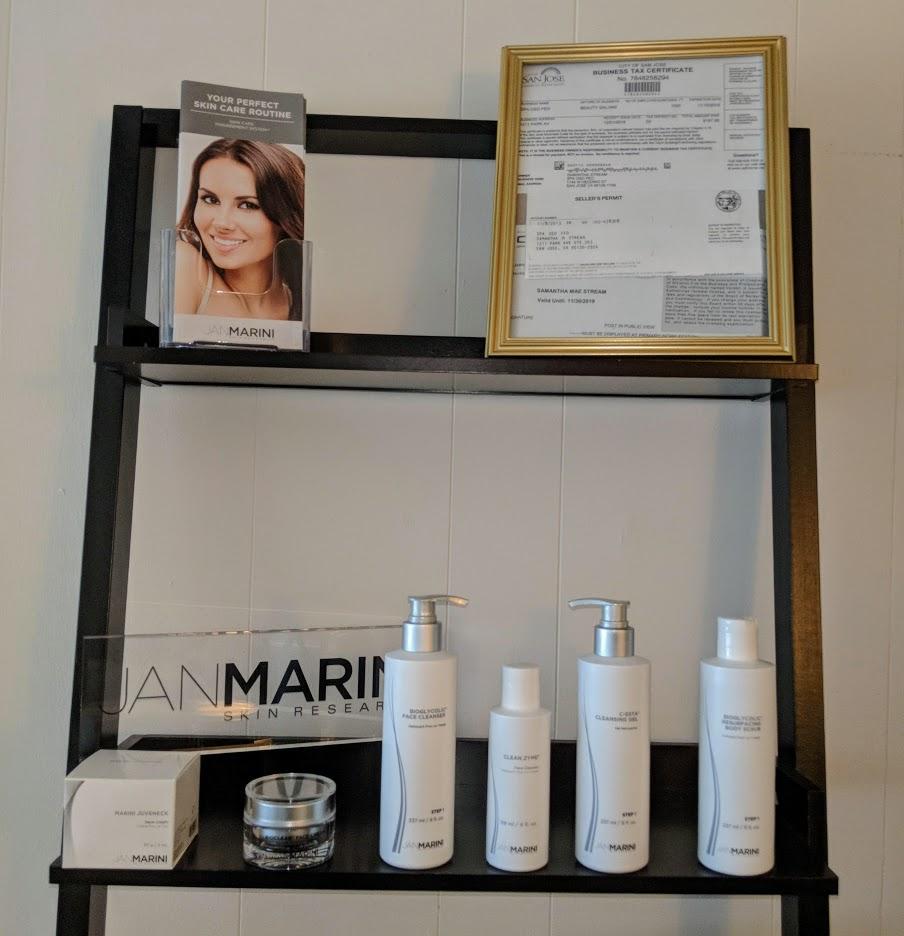 Maintain your Jan Marini Skin Research regimen -