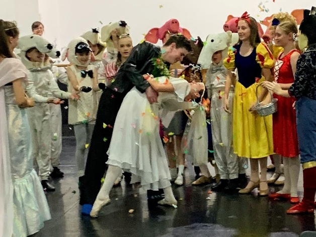 Rehearsals for Cinderella The Untold Story