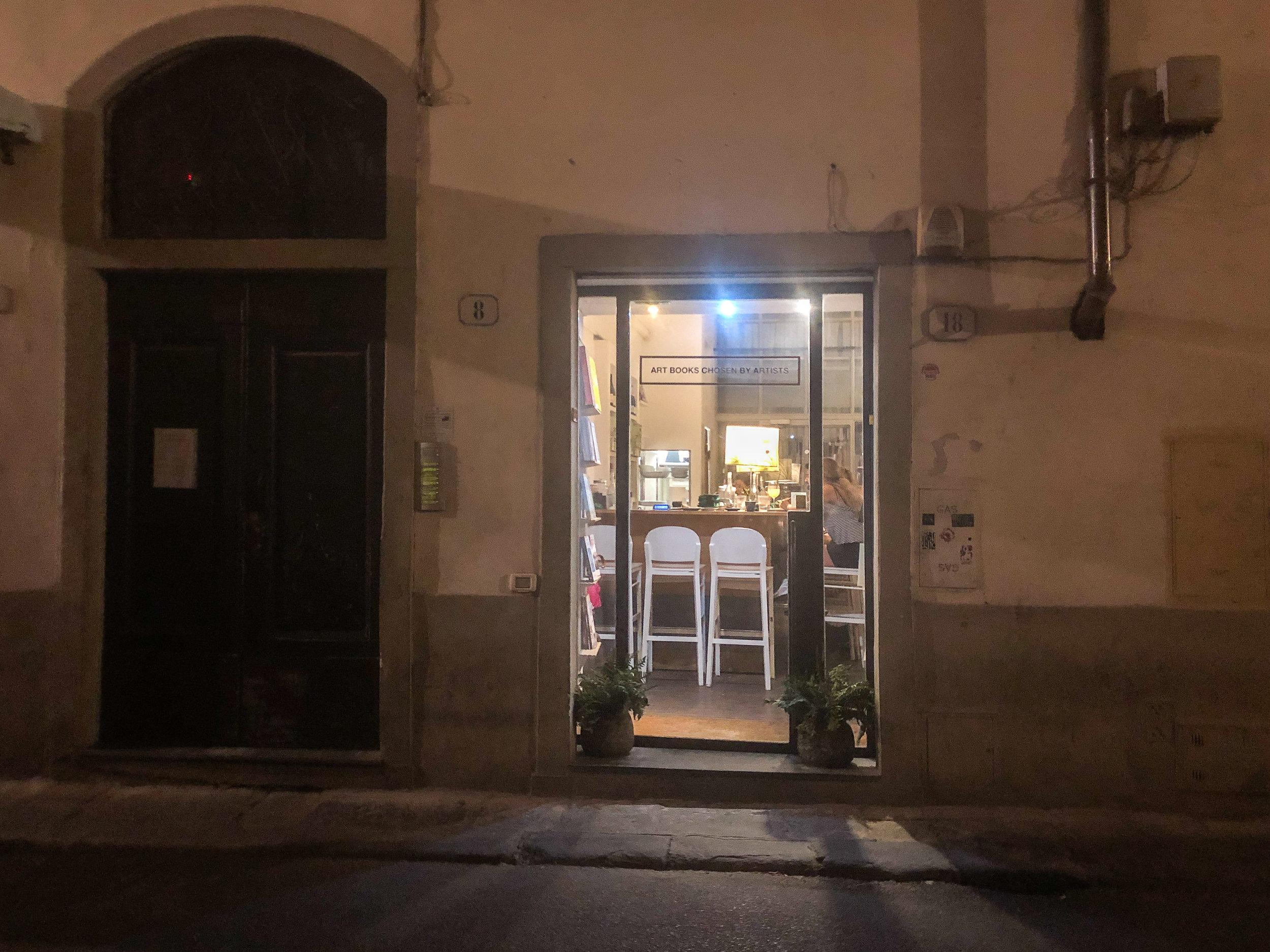 Brac | Vegan + Vegetarian Florence Italy | Firenze Italy