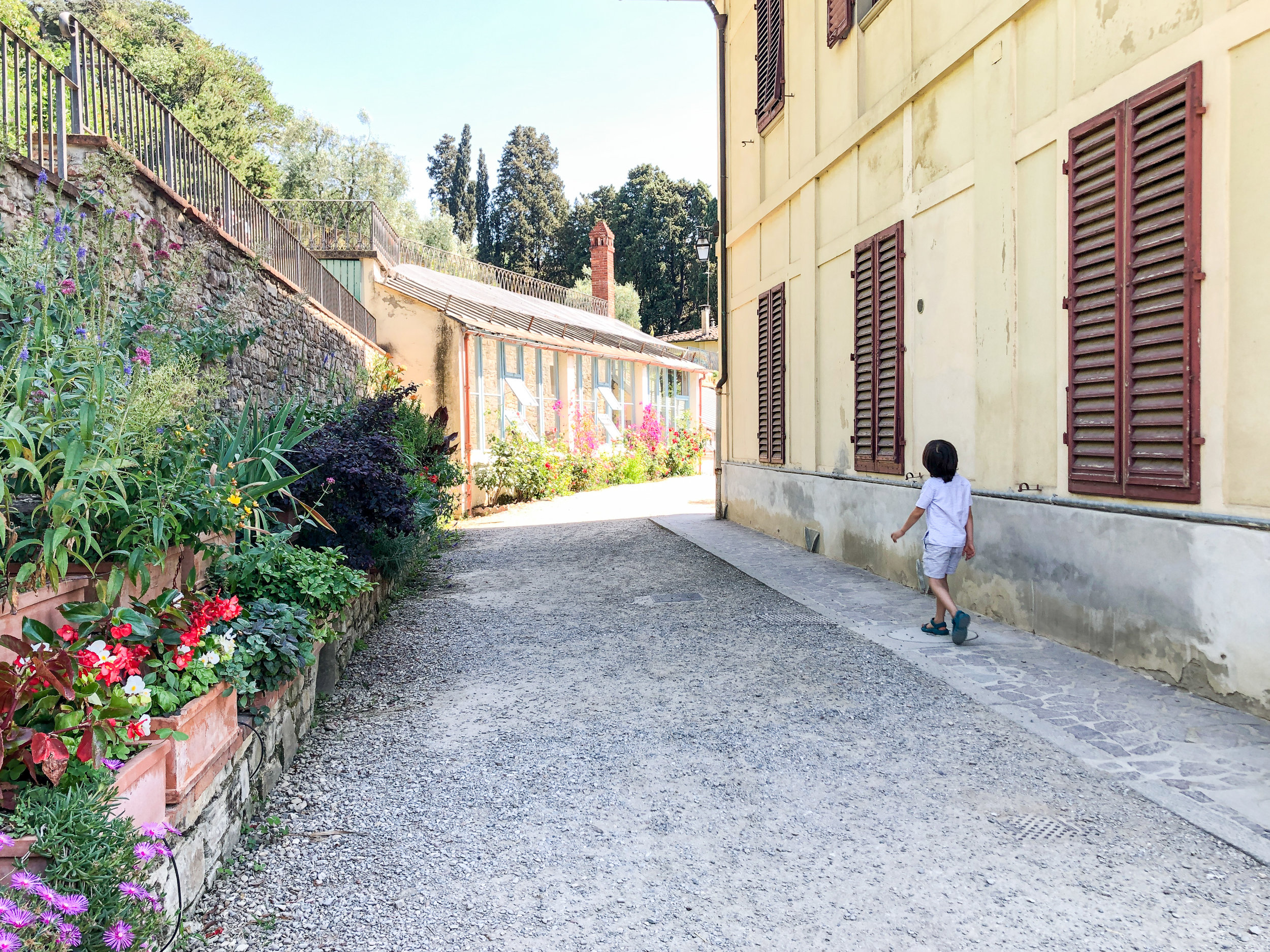 Giardino delle rose | Florence Italy | Firenze Italy | Happily Curated Chaos | happilycuratedchaos.com