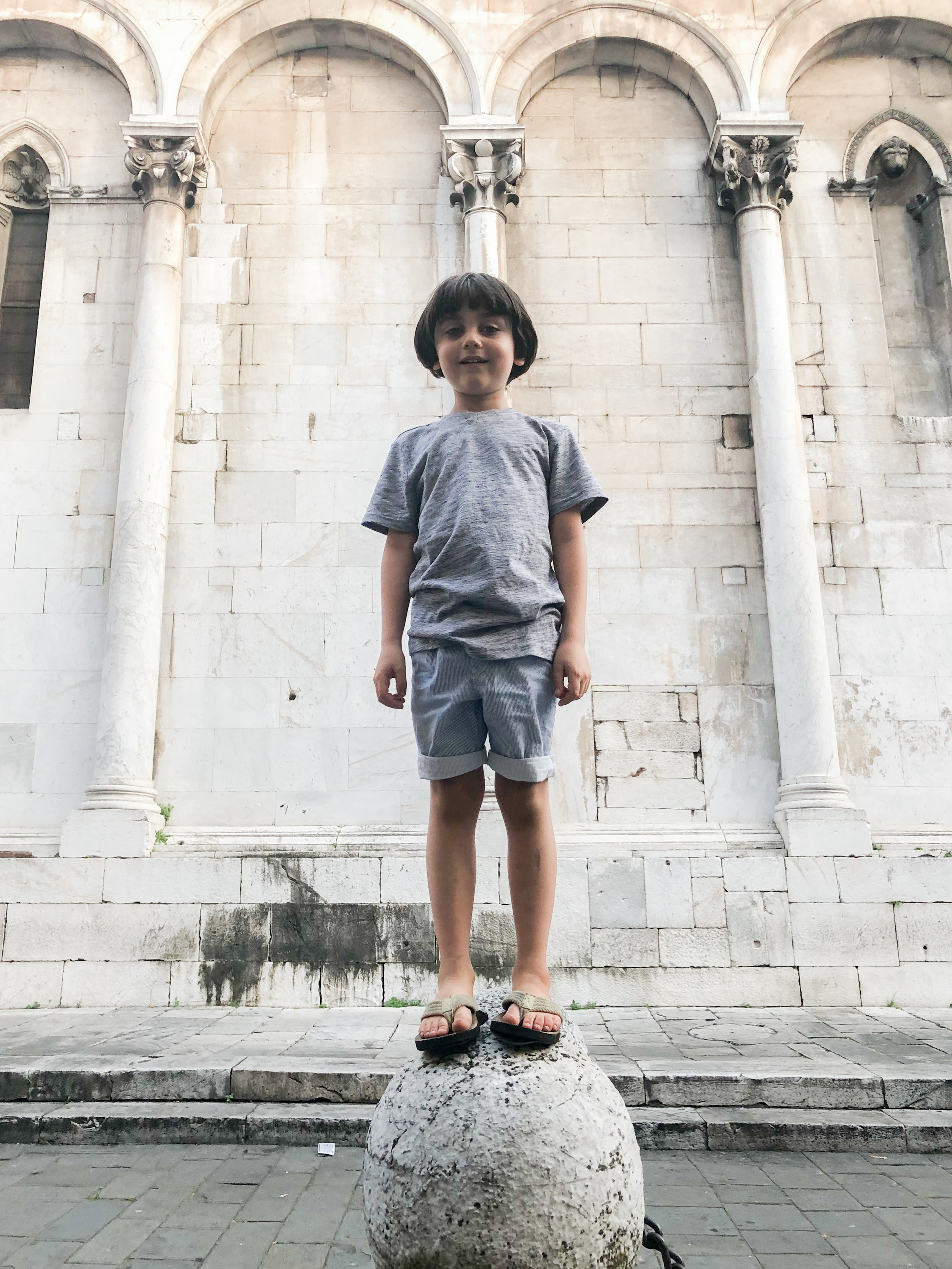 lucca Italy with kids | happily curated chaos | happilycuratedchaos.com