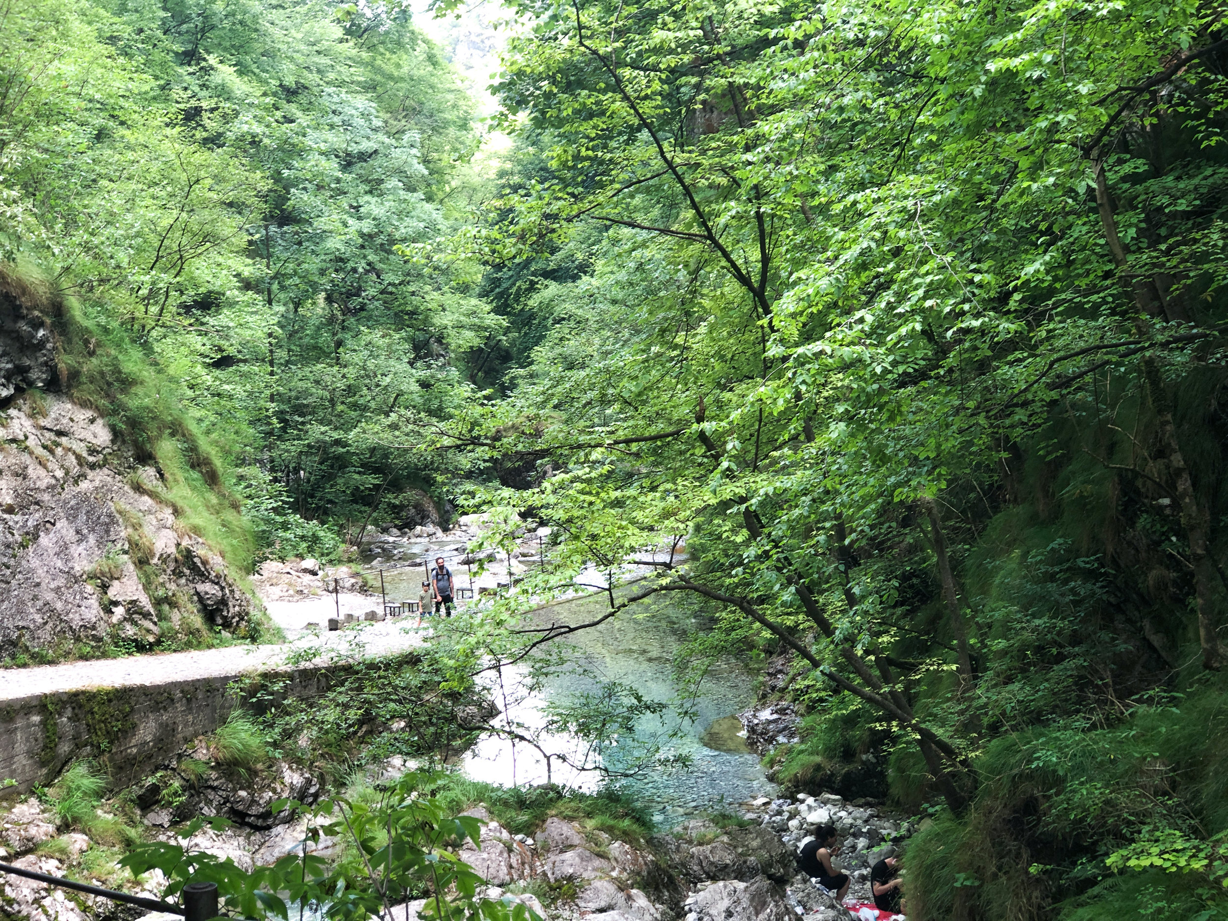 The Waterfalls of Val Vertova | happilycuratedchaos.com | happily curated chaos