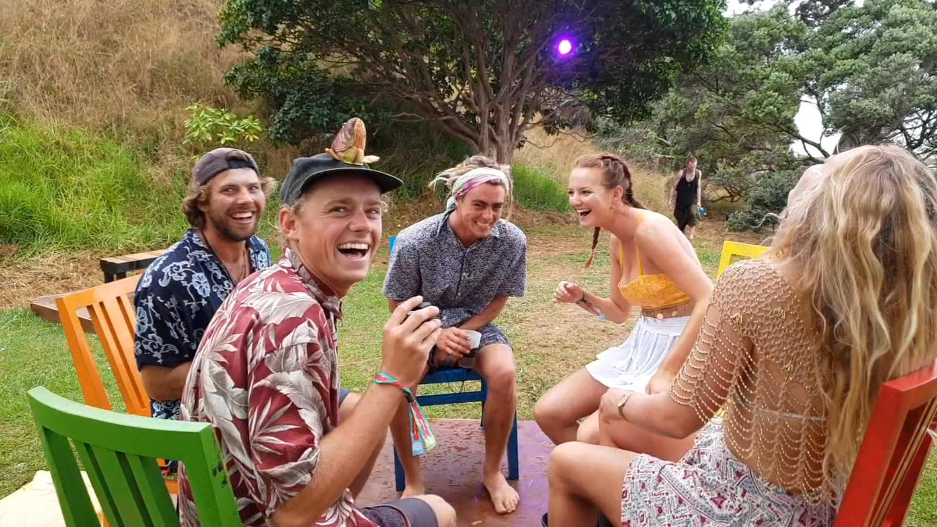 Musical Chairs at Splore